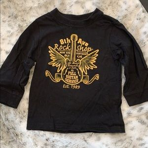 Boys printed long sleeve T-shirt size 18 months